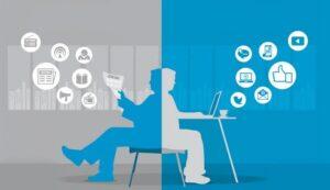 Perbedaan Diantara Digital Marketing Dan Tradisional Marketing